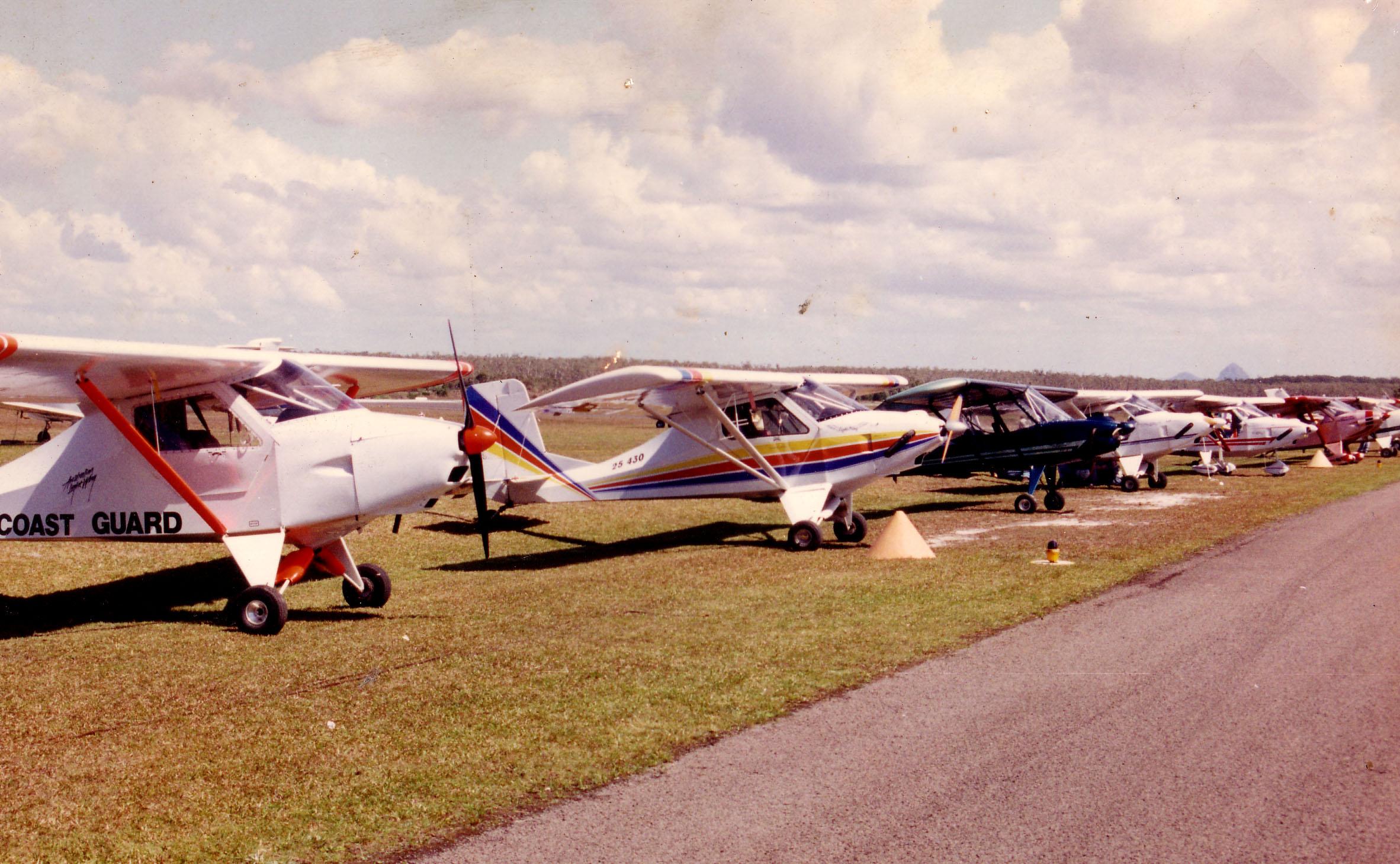 Australian LightWing Light Sport Aircraft Database