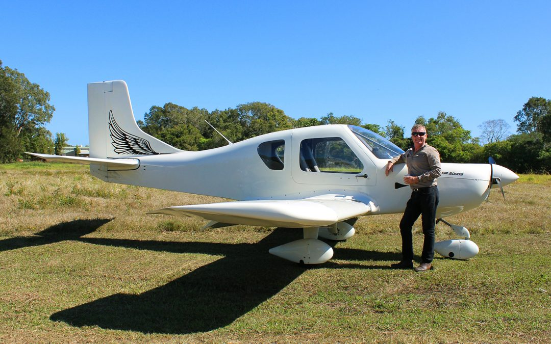 White SP2000 – Light Aircraft For Sale