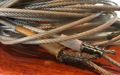 Hang Glider Wires – Refurbishment