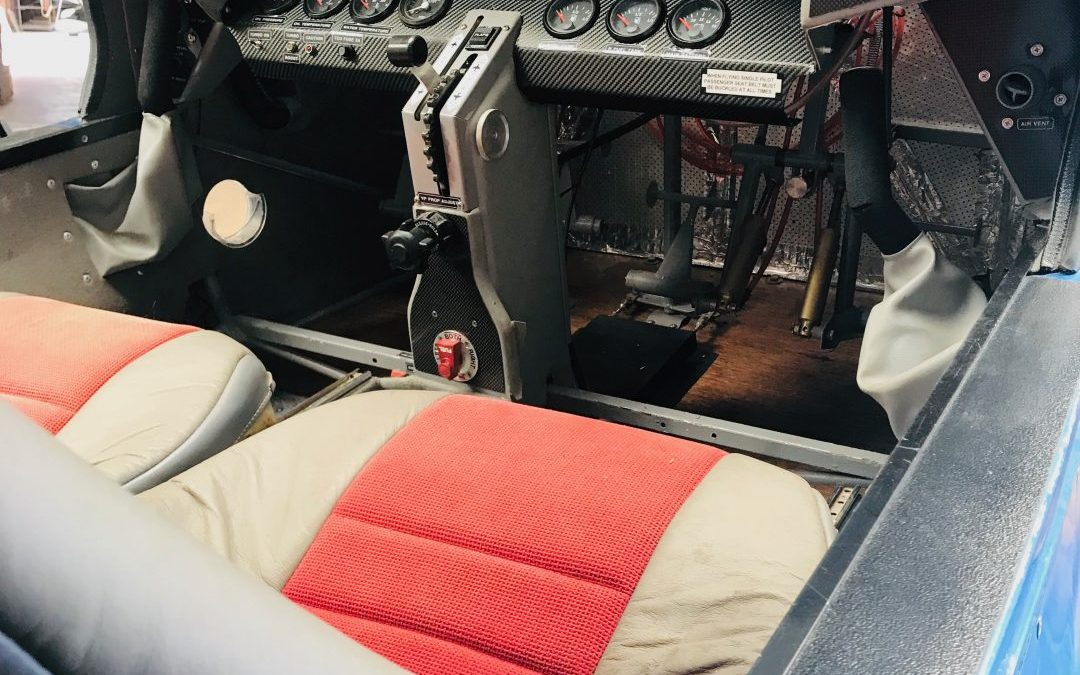 New Dashboard * Aircraft SOLD *