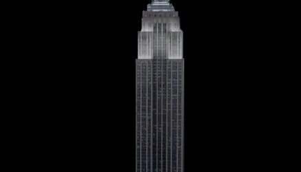 Empire State Building, New-York, US