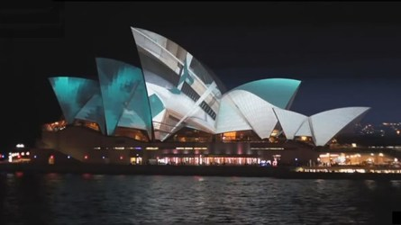 Urbanscreen Light Sydney Opera House