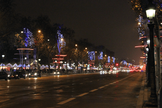 Champs-Elysées,-Paris- ATC lighting design Photo 4 Vincent Laganier