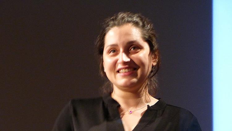 Conceptrice lumière Marie-Ikram Bouhlel - Prix de la conception lumière 2014
