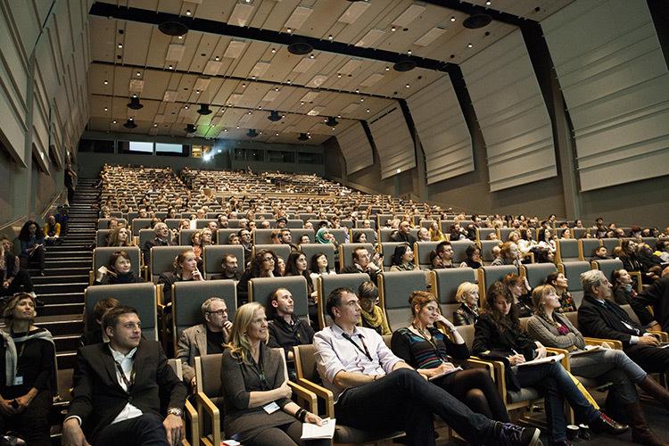 PLDC 2013, Copenhagen, Danemark - Session de conférence - Photo : Helena Lundquist
