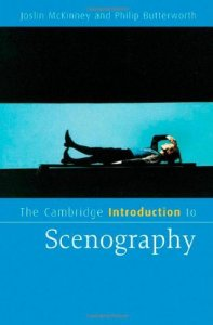 Livre : The Cambridge Introduction to Scenography