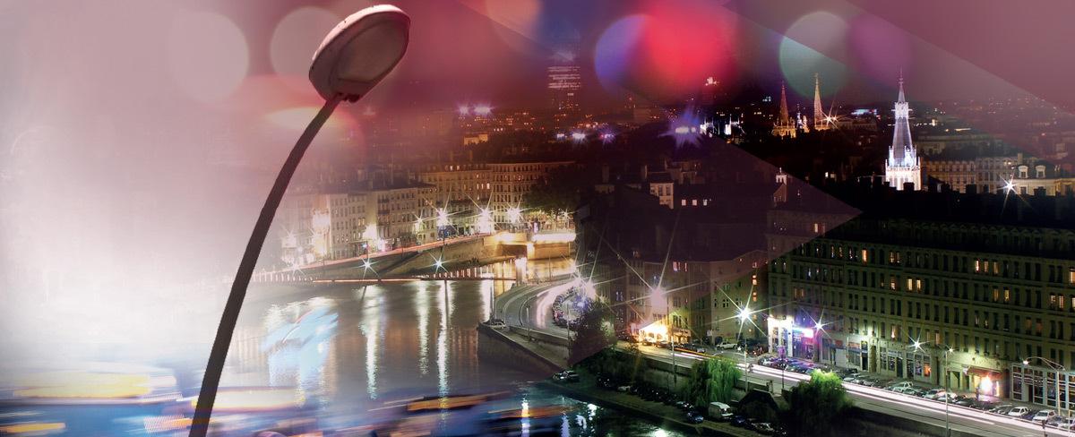 INSA Lyon – Formation continue en éclairage urbain