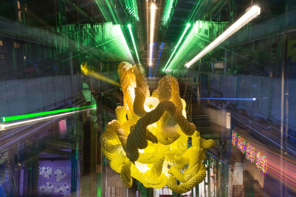 Luminale 2014, Naxoshalle - Photo: Jochen Günther / Messe Frankfurt Exhibition GmbH
