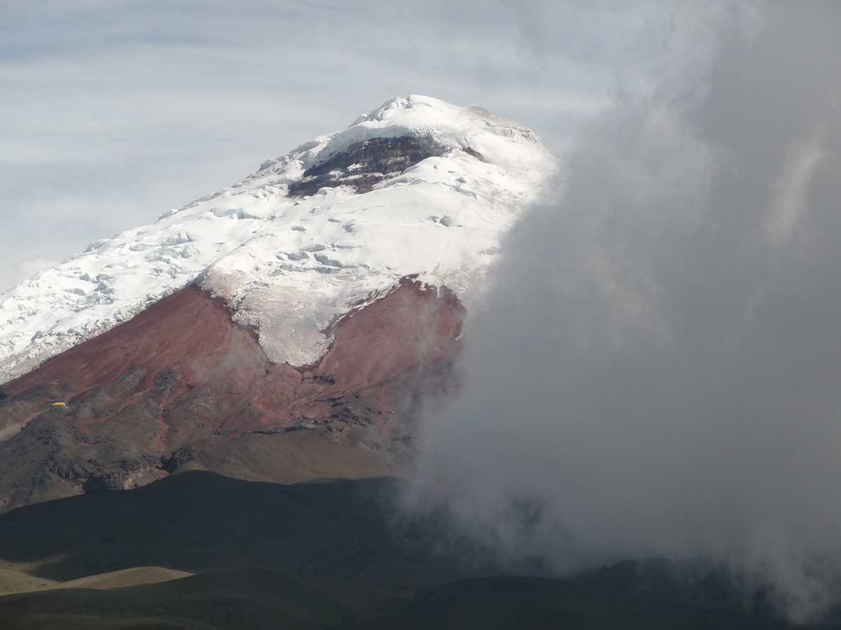 Cotopaxi, Équateur - Photo : Costel Subran