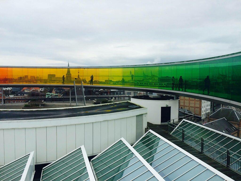Your Rainbow Panorama - Studio Olafur Eliasson Photo: M. Charpin