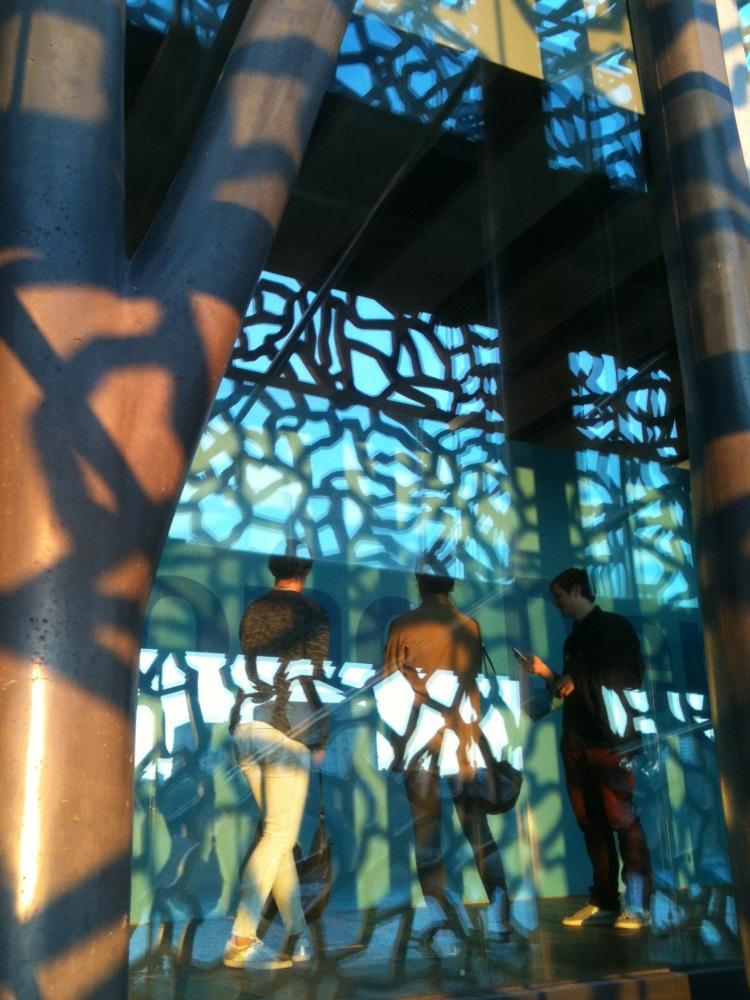 MuCEM à Marseille - Architecte Rudy Ricciotti - Photo Sophie Caclin