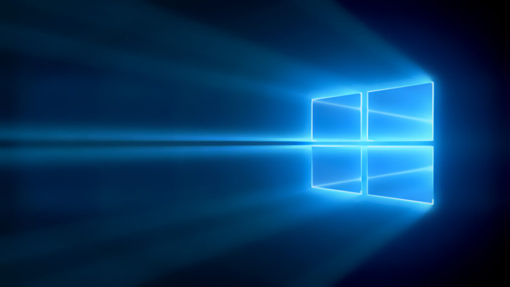 Windows 10, Hero screen, 2015 © Microsoft