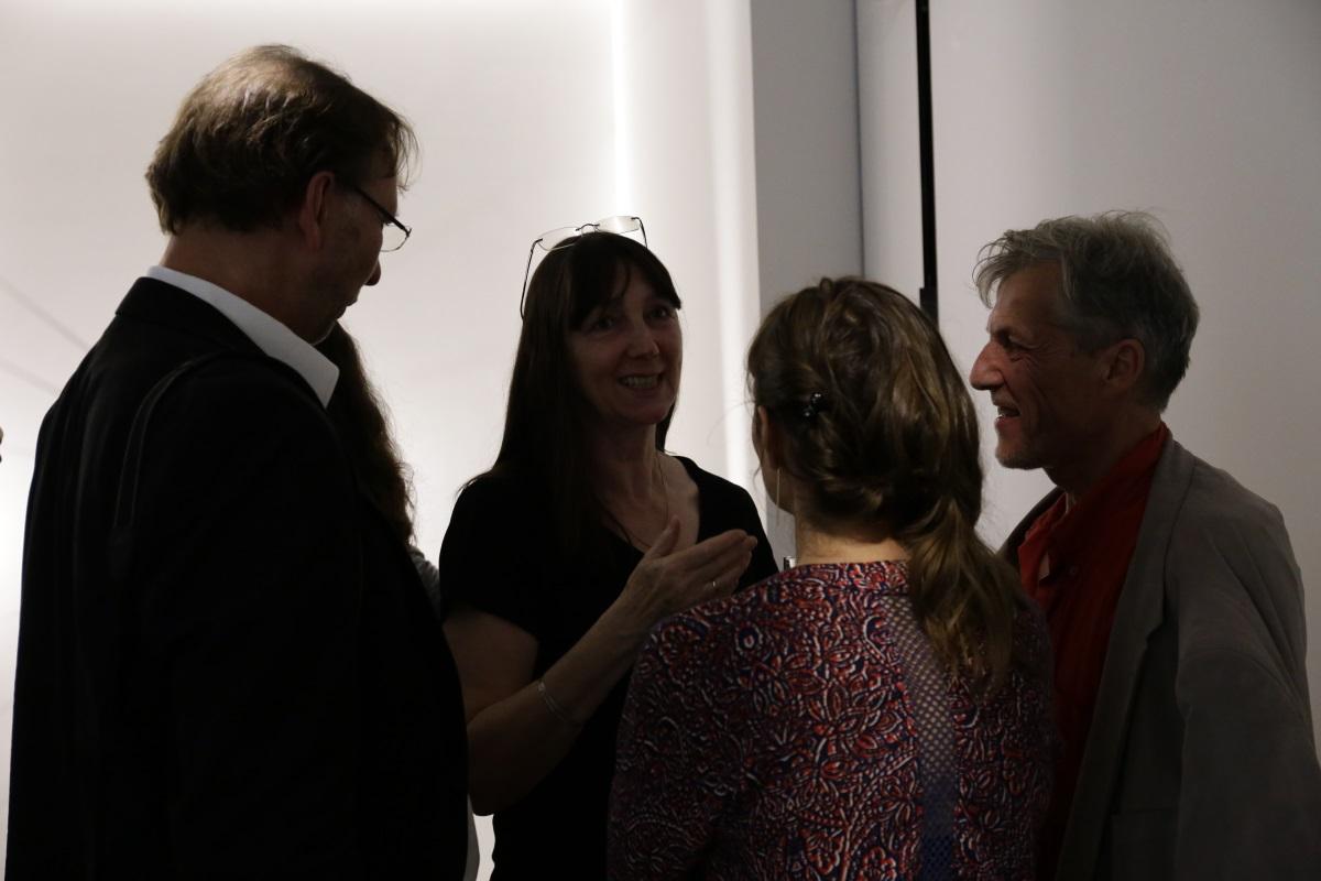 Joachim Ritter, Alison Ritter, Virginie Nicolas, Marc Dumas © Jean-Yves Soëtinck