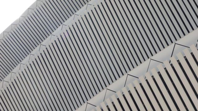 Galeries Lafayette, Centre Bourse, Marseille - Architectes Moatti-Riviere - Photo Vincent Laganier