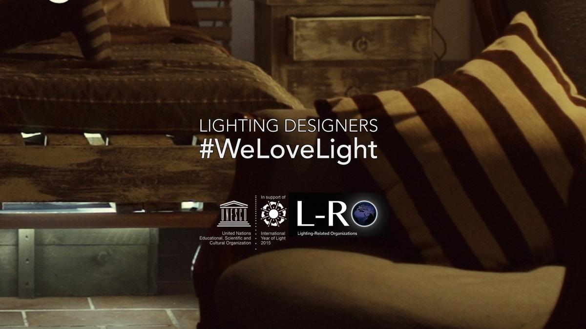 #WeLoveLight - Réalisation : L-RO