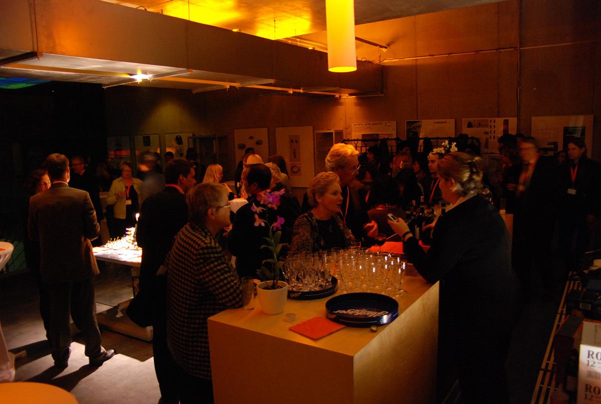 Light Symposium Wismar 2014 - la soirée