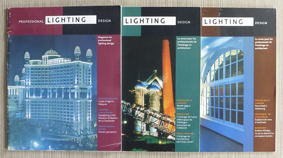 PLD magazine, No 1, 2 et 3, 1998 - couverture - Copyright : VIA Verlag