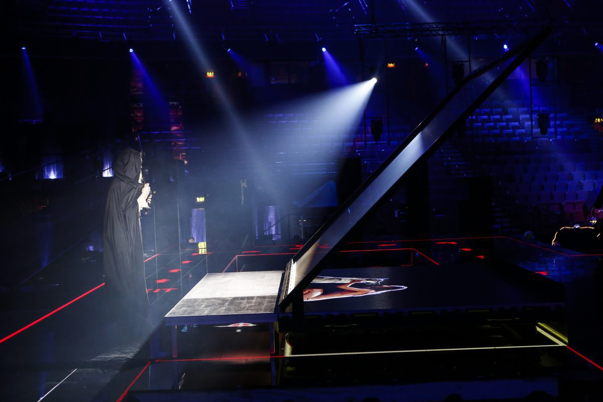 Ivan, Belarus,Eurovision 2016, Stockholm Globe Arenas, Suede © Thomas Hanses (EBU)