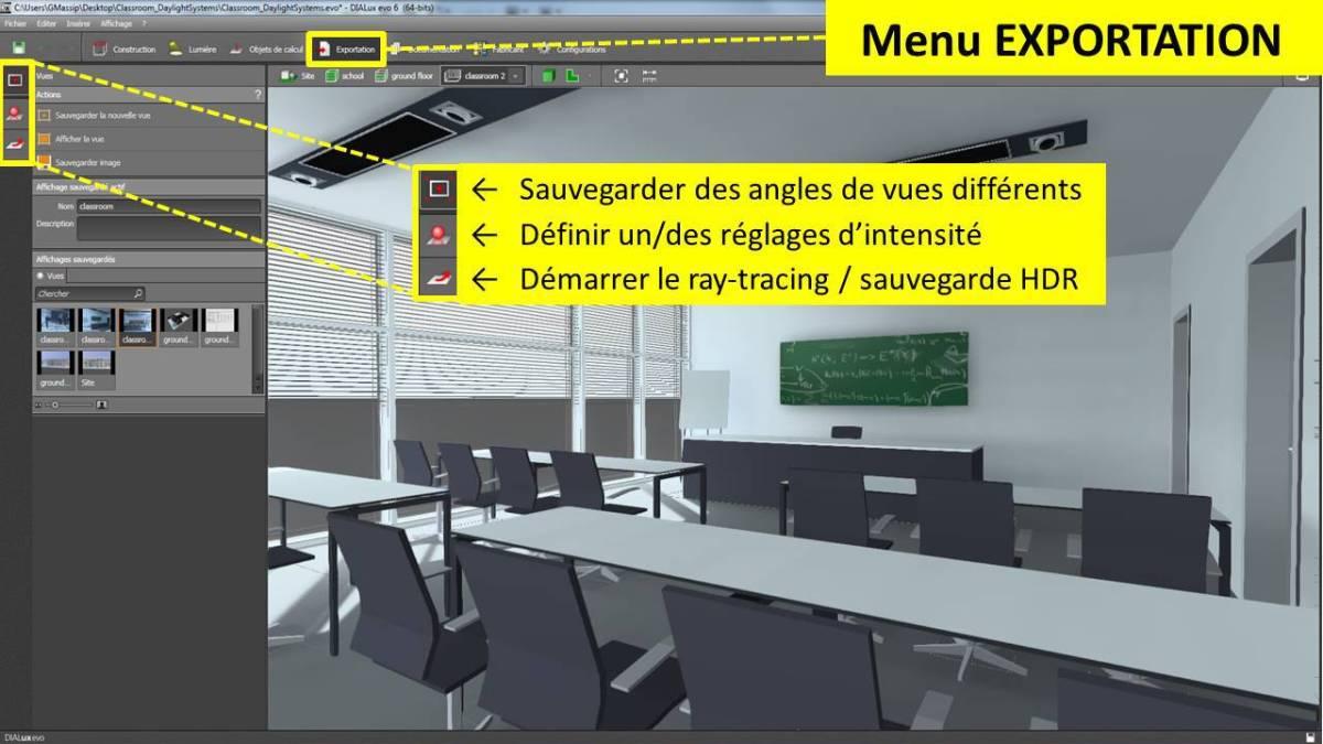 DIALux-evo-6-menu-5-exportation-en-francais-Vincent-Laganier-Light-ZOOM-Lumiere