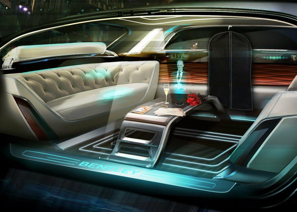 Concept-car de Bentley