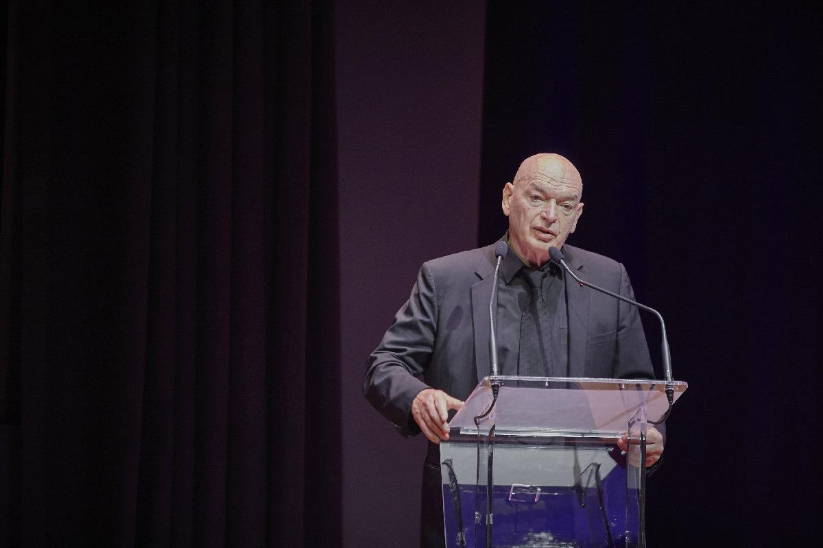 Jean Nouvel, 22 Septembre 2017, Paris