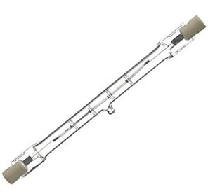 Lampe halogène linéaire R7s