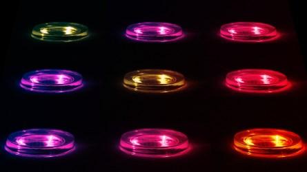 Pilotez 1 million de couleurs et choisissez votre scénario de lumière © Nowatt Lighting