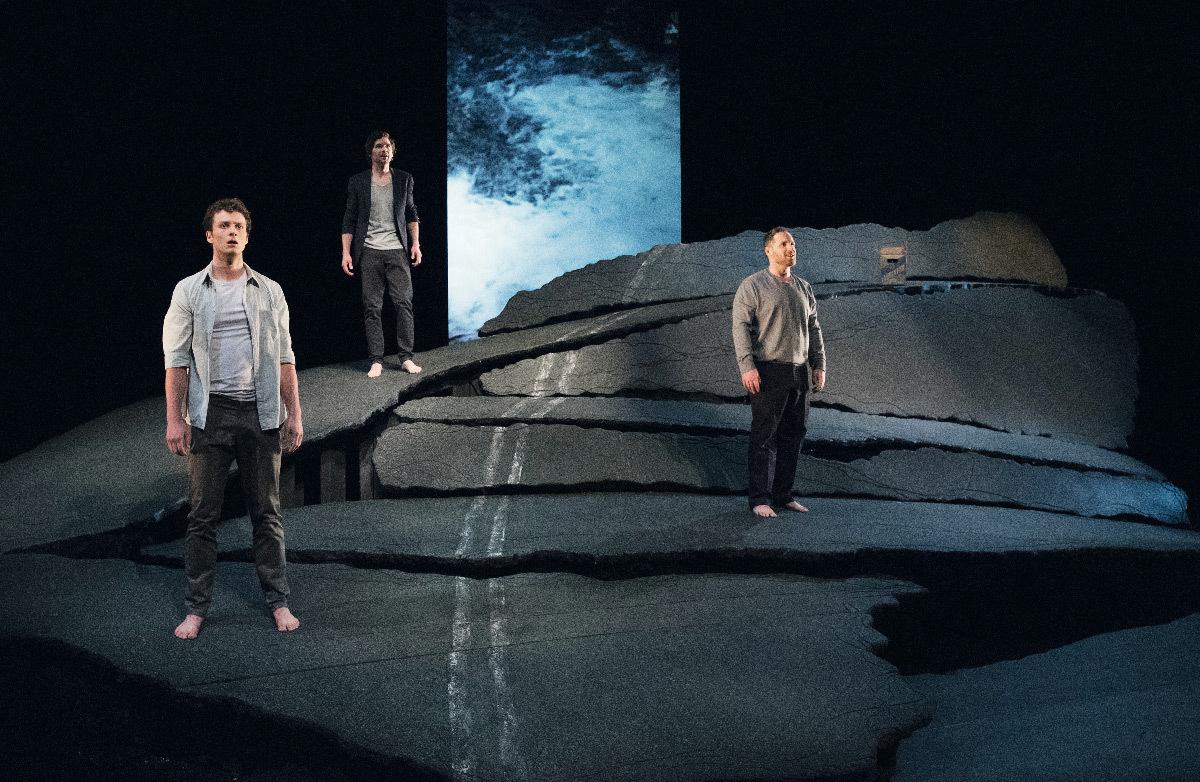 Montréal en Lumière, Le Chemin des Passes-Dangereuses - Théâtre Jean Duceppe