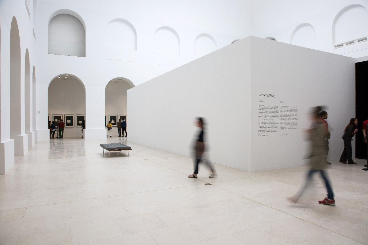 James turrell architecture et lumière au musée d arts de nantes