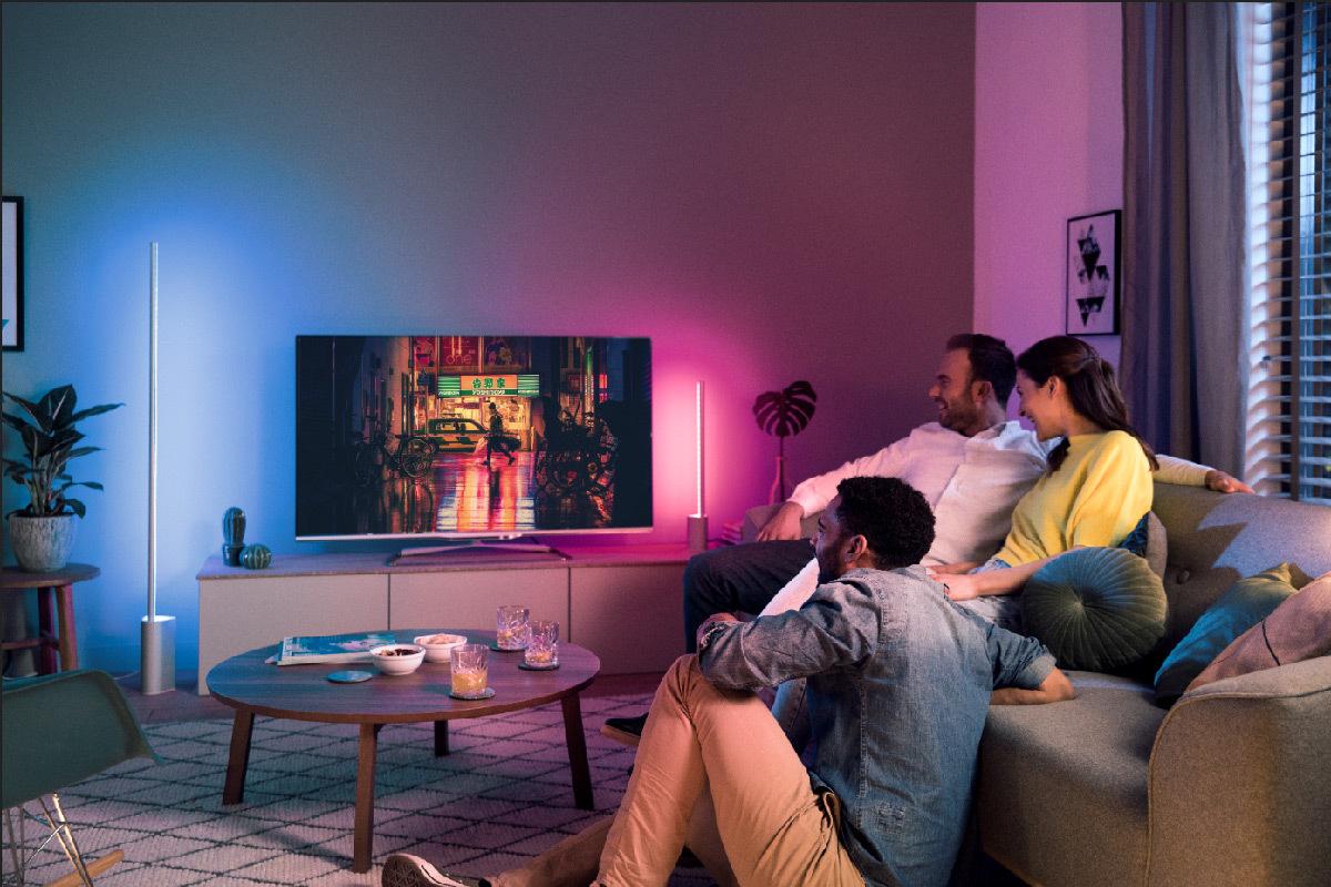 Philips hue : nouveautés lumineuses pour la maison light zoom lumière