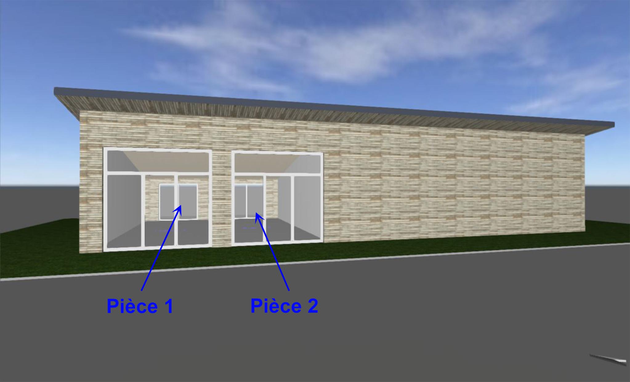 Tutoriel DIALux evo 8.0 et éclairage naturel en façade