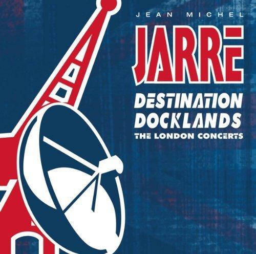 Destination Docklands, London, musique électronique de Jean-Michel Jarre, 1988