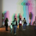Your uncertain shadow (colour), Olafur Eliasson, 2010 - Ton ombre incertaine © Vincent Laganier