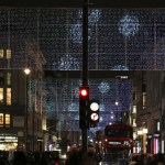 Oxford Street, Londres, UK - Christmas Lights