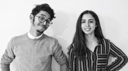 Mahmoud Ramdane et Soukaina Kssili