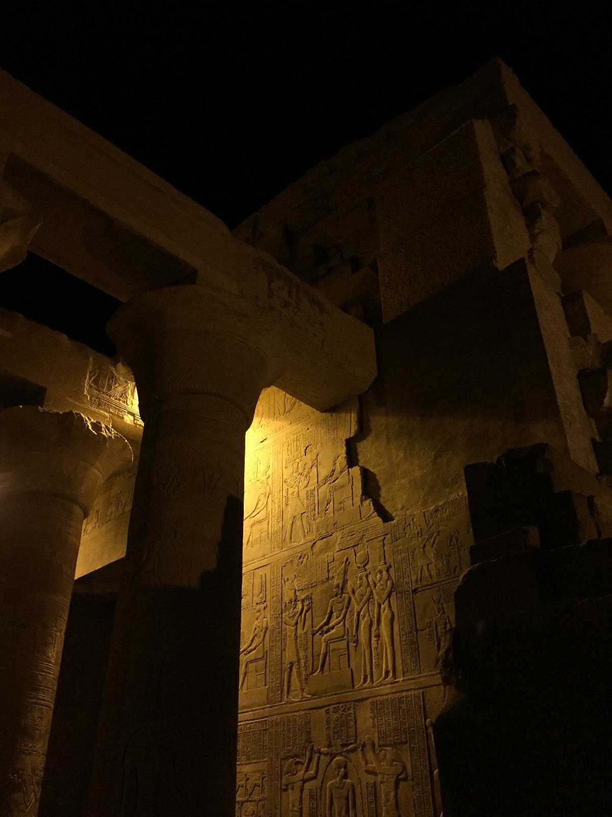 Temple de Kôm Ombo, Égypte