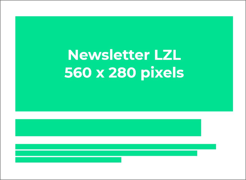 Format photo et taille sur une newsletter Light ZOOM Lumière