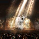 Panasonic protagonista dello spettacolo Giudizio Universale: Michelangelo and the Secrets of the Sistine Chapel