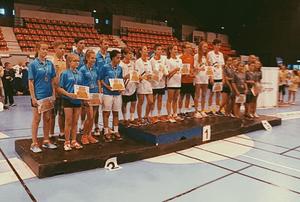 OLLIOULES UNSS - Championnat de France