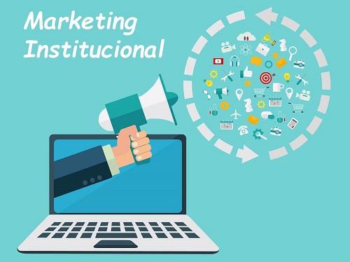 Resultado de imagem para marketing institucional