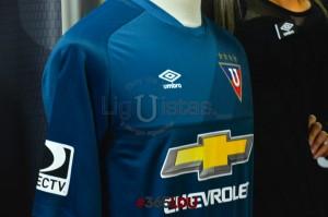 Camiseta LDU 2015