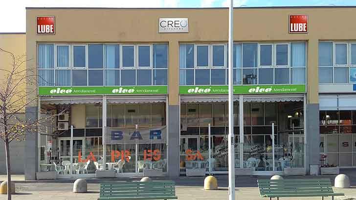 Apre a Campi il nuovo centro cucine Lube Store Elce