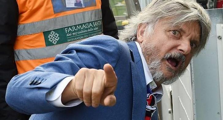 Sampdoria, Ferrero dopo il derby: