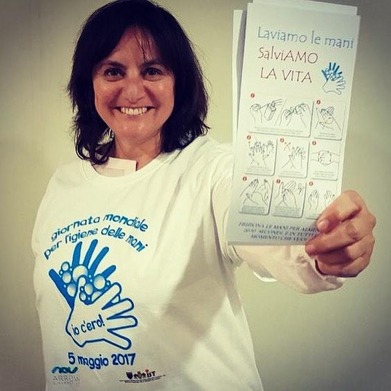 Giornata mondiale igiene delle mani (per dimezzare il rischio di infezioni)