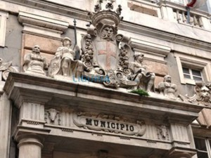 Palazzo Tursi, sede del Comune di Genova