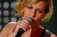 Sanremo 2015 - Irene Grandi canta Un vento senza nome