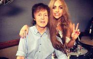 Lady Gaga ruba Paul McCarney a Rihanna