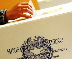 Italiani al voto