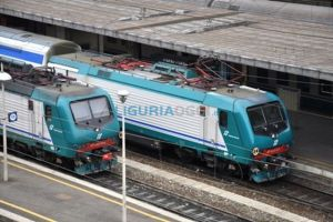Liguria, positivo il bilancio 2015 di Trenitalia
