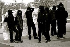 La Spezia, in arresto black bloc